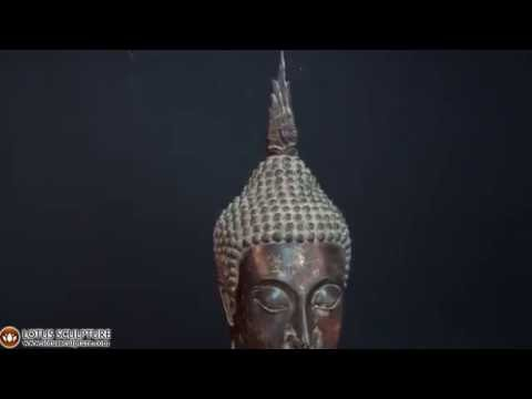 Thai Sukhothai Buddha Statue www.lotussculpture.com