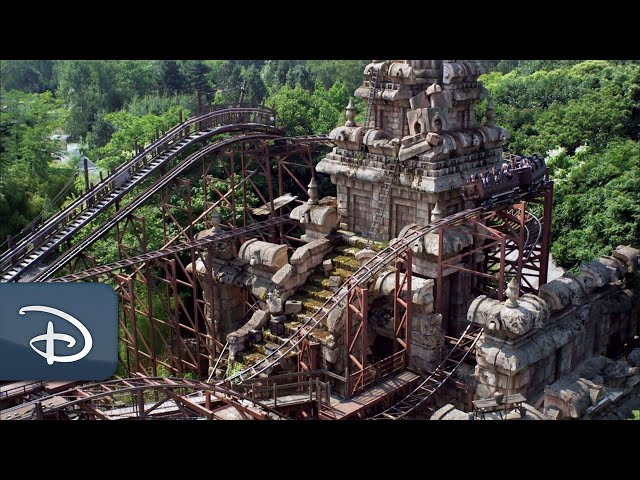 Brave the Unknown at Indiana Jones and the Temple of Peril!