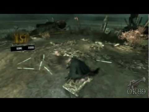 Batman: Arkham Asylum  Scarecrow Nightmare Another 200,000 points video