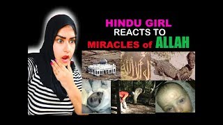 Hindu Girl Reacts To MIRACLES OF ALLAH | JINN VALLEY | WAADI E JINN | VALLEY OF BEHZAA | REACTION |