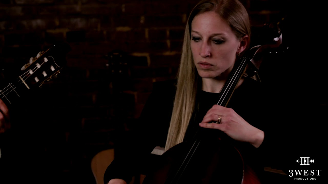 "Guitar + Cello Duo - ""A Thousand Years"" 