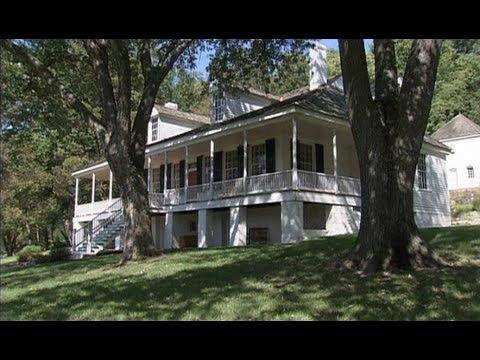 "Illinois Adventure #1608 ""Pierre Menard Home State Historic Site"""