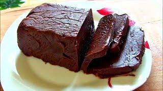Шоколадное масло родом из детства ....Очень вкусно и быстро !