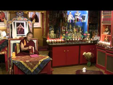 Awarenesses and Knowers with Geshe Ngawang Tenley - 2016-04-27