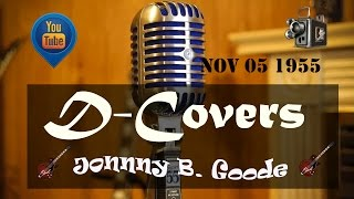D-Covers 1955 - Back to the Future   «Johnny B  Goode»