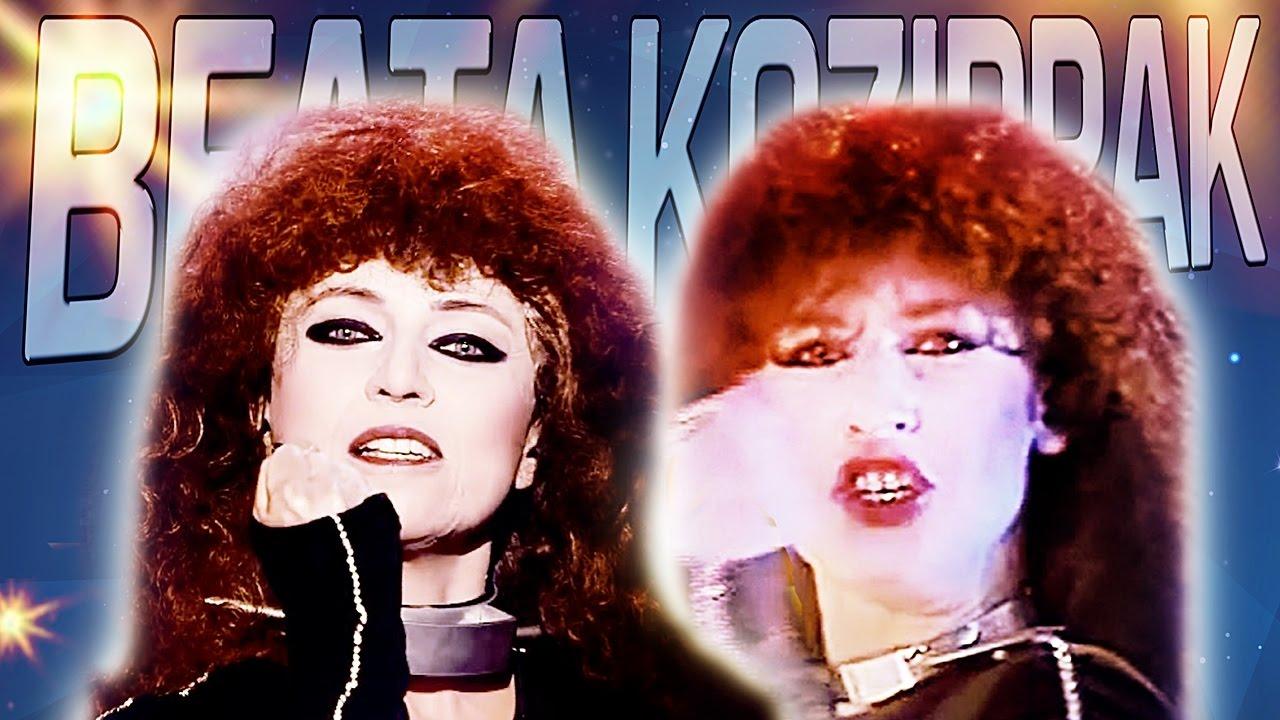 Download Katarzyna Pakosińska jako Beata Kozidrak połączone z występem Beaty | szopall
