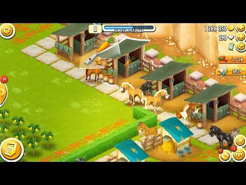 Hay Day Level 86 Update 9 HD 1080p