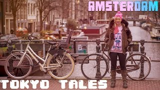 Tokyo Tales: Amsterdam (Simon and Martina Podcast Episode 13)