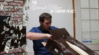 the grand pillow by tempur pedic review