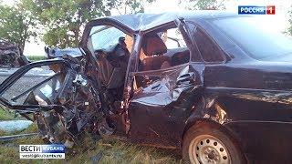 Пострадавшую в ночной аварии женщину спасти не удалось thumbnail