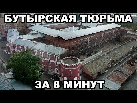 Бутырская тюрьма. Все о Бутырке за 8 минут