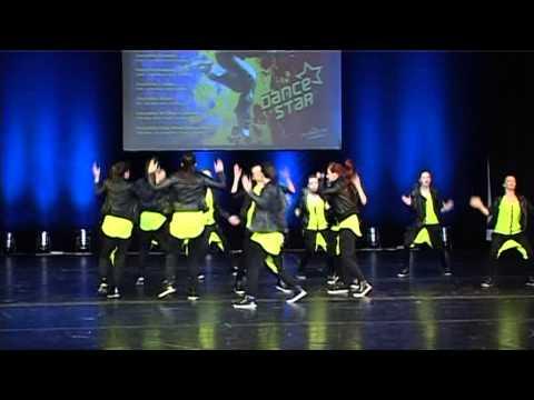 Reborn Flavour - Locul 2 ESDU DANCE STAR Romania 2014