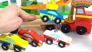 Teach Kids with Educational Toy Cars!