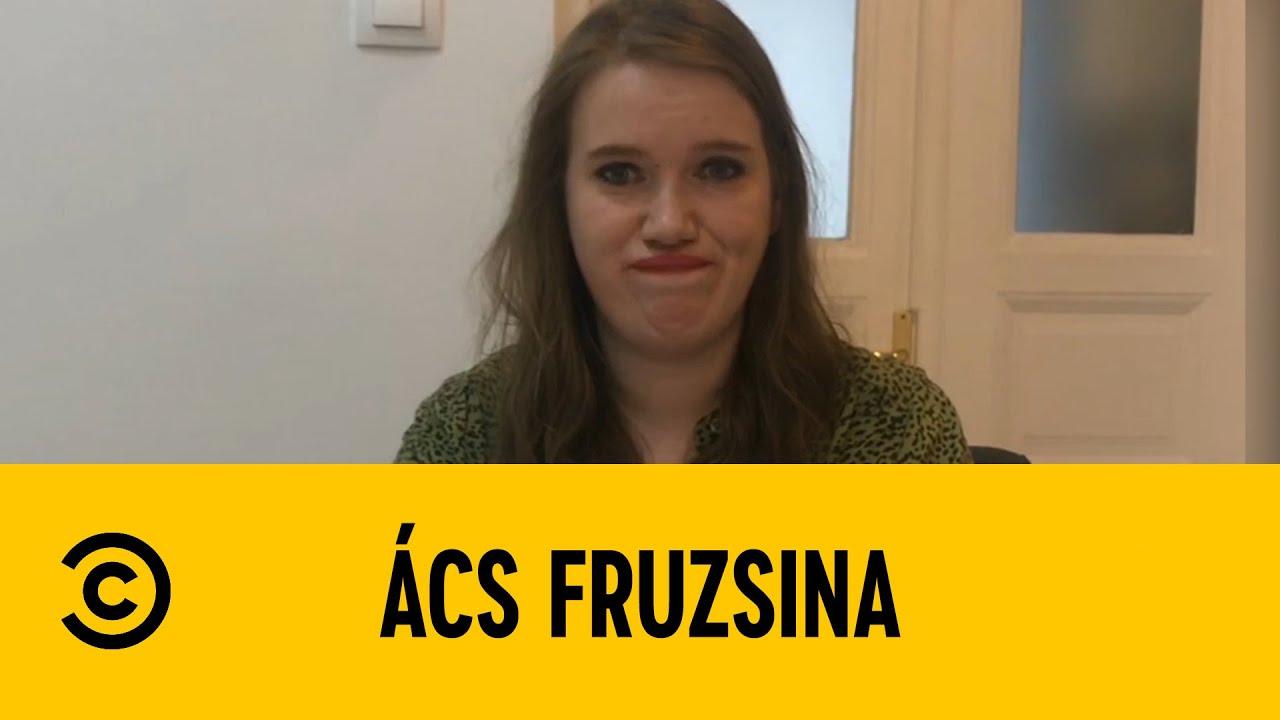 Karantén Komédia | Ács Fruzsina