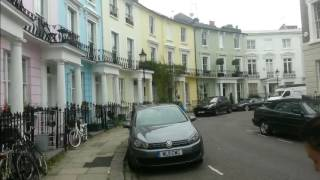 Authentic London Walks | Walk through Regent's Park Road to see the view from Primrose Hill