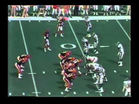 1988 Bengals Jets 1st 3rd Q