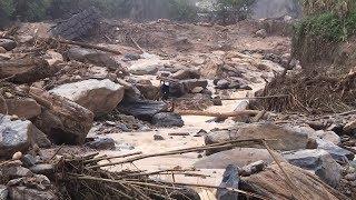 Vì môi trường bền vững: Khó khăn trong công tác cảnh báo, ứng phó với thiên tai tại vùng núi