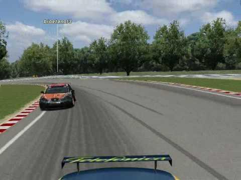 WTCC Adrian Brands Hatch Highlights