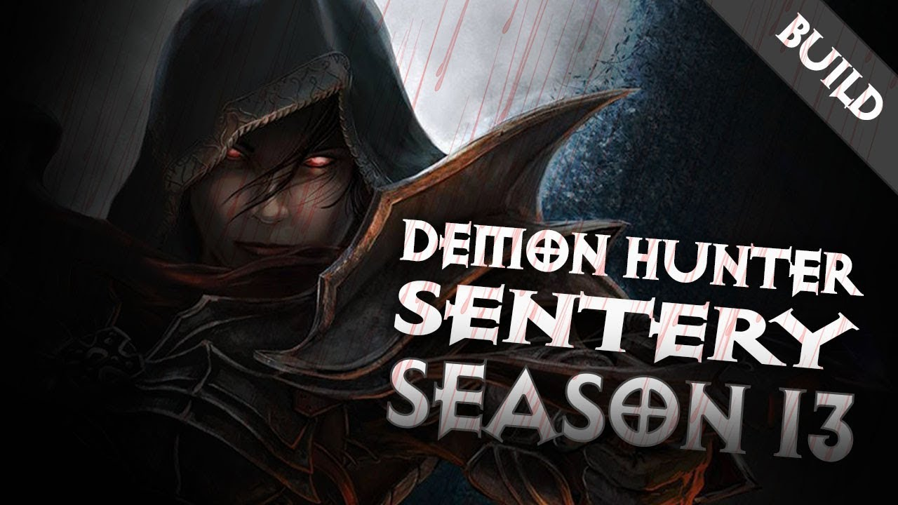Diablo  Demon Hunter Marauder Build Season