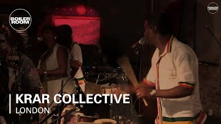 Krar Collective Boiler Room London Live Performance