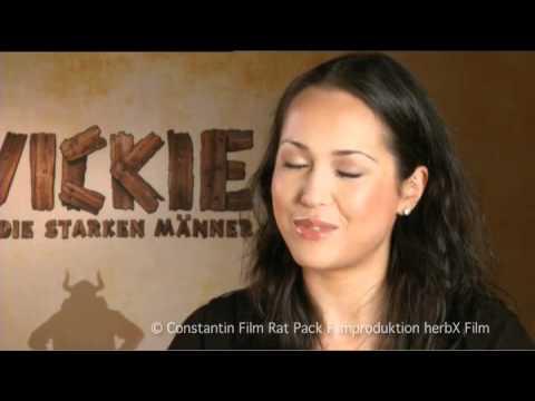 Wickie und die starken Männer (2009   Ankie Beilke Interview)