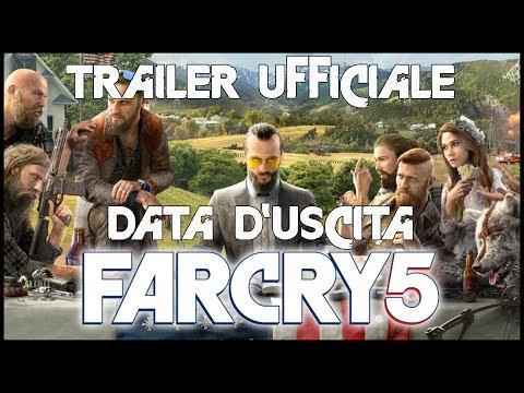 FAR CRY 5: TRAILER DI ANNUNCIO, DATA D'USCITA, DETTAGLI, PERSONAGGI