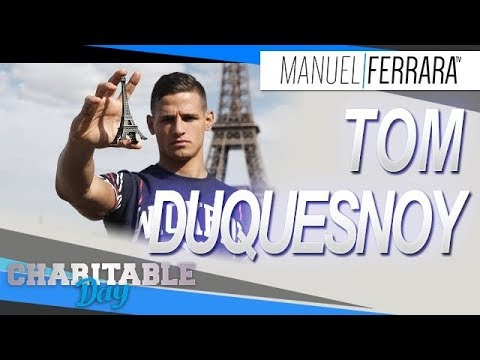 Tom Duquesnoy - CharitableDay 2018