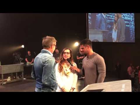 Elevation Church with Pastor Steven and Holly Furtick