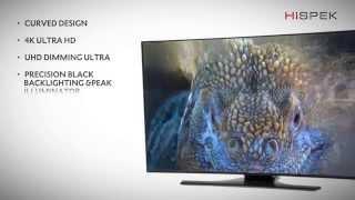 Samsung UE55HU7200, UE65HU7200 - HU7200 Series 4K Ultra HD TV Product Video By Hispek