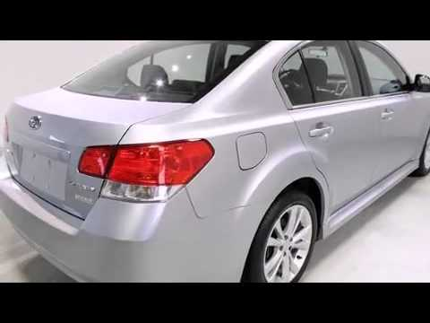 2013 Subaru Legacy 2.5i in Moon Township, PA 15108 - YouTube