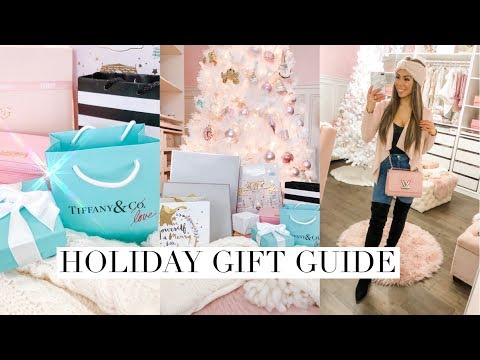 HOLIDAY GIFT GUIDE!🎁 PERFECT GIFT IDEAS FOR CHRISTMAS!🎄