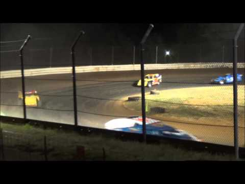 Doe Run Raceway B Mod Feature 9-11-15