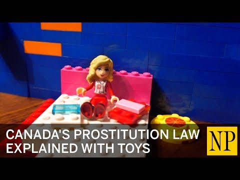 Canada's new prostitution law explained with Toys