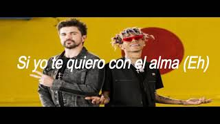 Juanes - La Plata ft. Lalo Ebratt (LETRA)