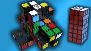3x3x7 Solve - Walkthrough