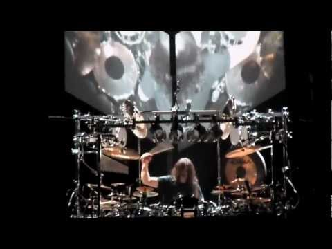 Dream Theater - Mike Mangini Drum Solo live in Hannover 5.2.12