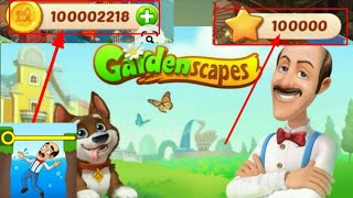 How To H.a c.k Coins And Stars In Gardenscapes Easily    Pro Gaming Tips screenshot 4