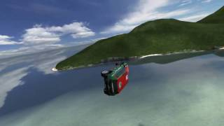 Trackmania United Forever Stunts D1