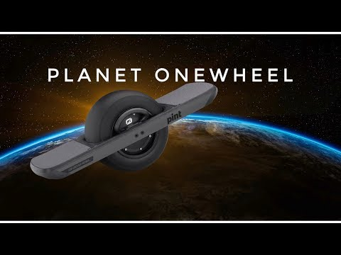 Repeat Onewheel Nosedives, Physics, Prevention & Stealth