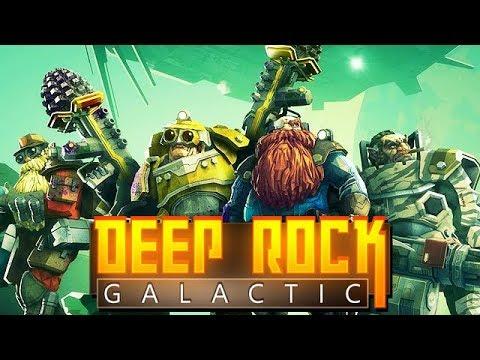 Deep Rock Galactic Gameplay German - Zwerg im Berg