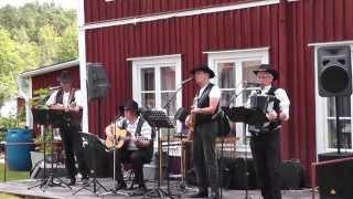 Marknadsbandet Kristdala 7    Dansen på Sunnanö