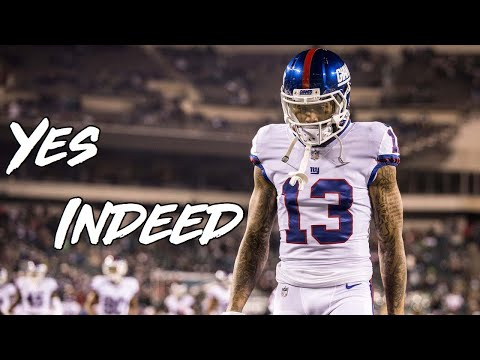 "Odell Beckham jr Ft. Drake ""Yes..."