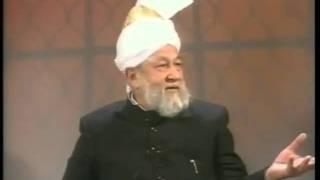 Liqa Ma'al Arab #121 Question/Answer English/Arabic by Hadrat Mirza Tahir Ahmad(rh), Islam Ahmadiyya