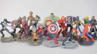 Disney Infinity: Marvel Super Heroes (2.0 Edition) Figures Review
