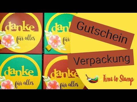 Gutschein-Verpackung | Wie Messe Ich Die Passende Größe Aus!
