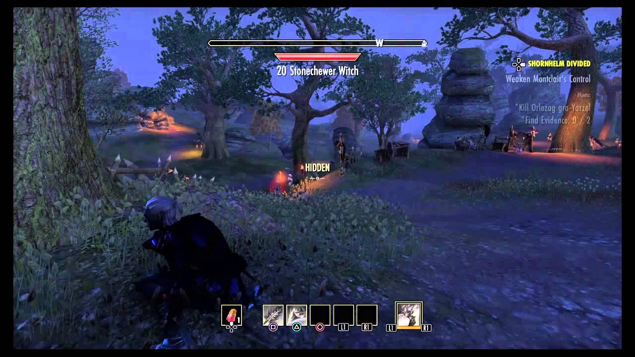 ESO] Elder Scrolls Online: Stormhaven CE Treasure Map Location - YouTube