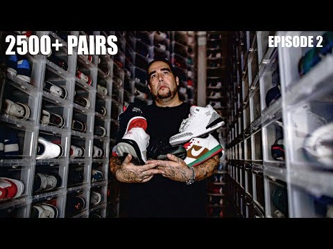 Best Air Jordan Collection In The World!? (Perfect Pair)  Episode 2 Of 3