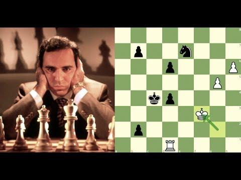 Kasparov contra o mundo!