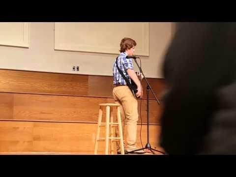 Act Like You Love Me Performance Cover (Sam Johnson)