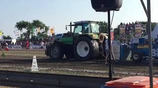 Deutz Fahr AgroStar 6.81 11 ton Aagtekerke 2018